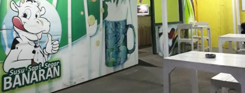 Tempat Minum Susu Sapi Segar di Semarang