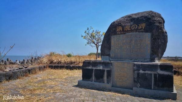 Monumen Ketenangan Jiwa - Pantai Baruna Semarang