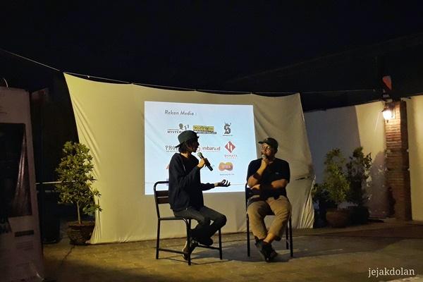 """Diskusi Dengan Salah Kru Film Omnibus """"Mobil Bekas dan Kisah-Kisah Dalam Putaran"""""""