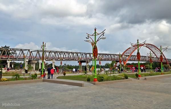 Taman Pasuk Kameluh Palangka Raya