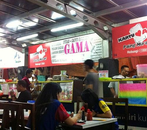 Gama STMJ - Tempat Minum Susu Sapi di Semarang