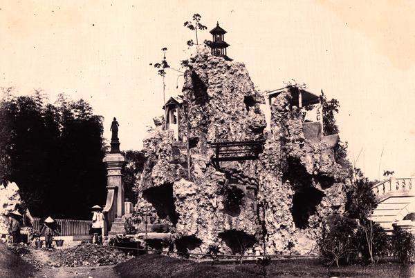 Bukit Karang di Rumah Oei Tiong Ham
