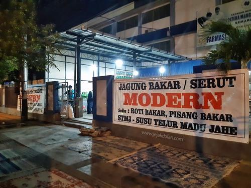 Modern - Tempat Minum Susu di Semarang