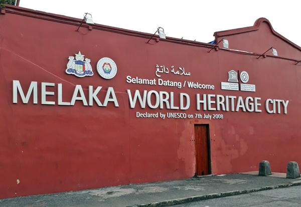 Wisata ke Melaka - World Heritage City UNESCO