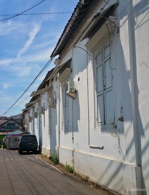 Banyak Ruang Pada Istana Oei Tiong Ham Dulu