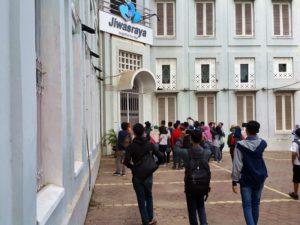 Jelajah Kota Dengan Ikut Walking Tour