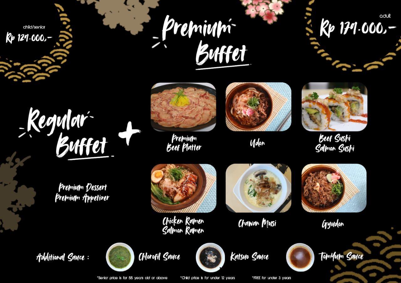 gyudaq bbq paket - Premium Buffet