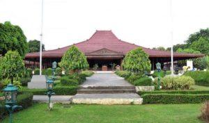 Anjungan Jawa Tengah di Taman Mini Indonesia Indah