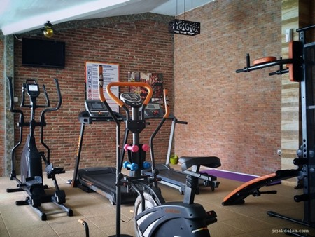 Fitness Center Meotel