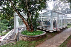 Langit Senja Coffee Shop di Bumi Kayom