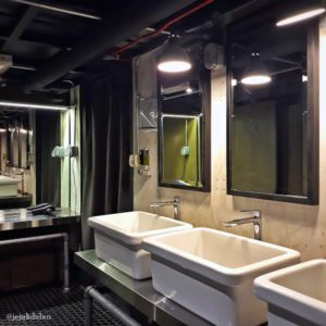 Shared Bathroom di Capsule Transit KLIA2