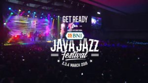 Event Bni Java Jazz Festival 2019