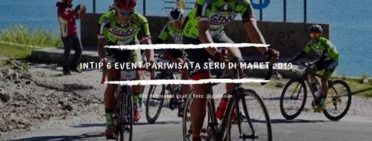 event pariwisata maret 2019