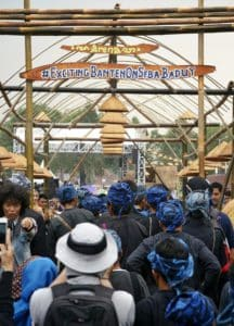 event Exciting Banten on Seba Baduy