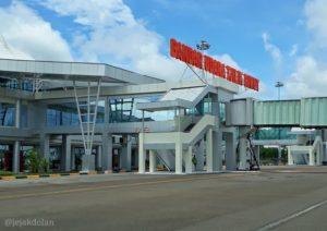 Bandara Tjilik Riwut Palangka Raya