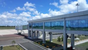 Garbarata Bandara Tjilik Riwut Palangka Raya