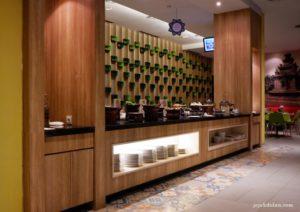 Restoran Pesonna Hotel Semarang