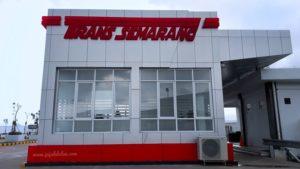 BRT Trans Semarang Bandara Jenderal Ahmad Yani Semarang