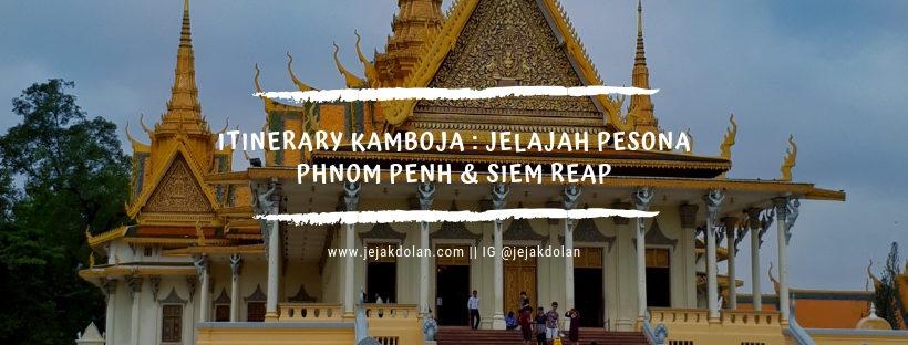 Itinerary Kamboja