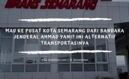 BRT Trans Semarang Rute Bandara