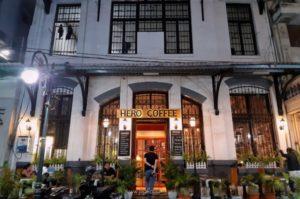 Hero Coffee - Tempat Ngopi di Kota Lama Semarang