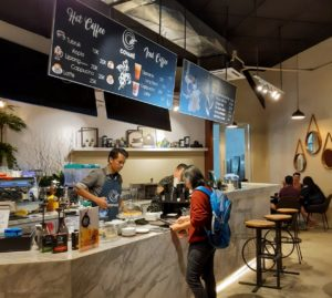 Covare Coffee, Tempat Ngopi di Kota Lama Semarang