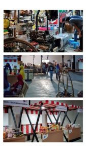 3 Area di Dalam Galeri Industri Semarang
