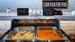 Menu Canai & Chicken Curry - Java Heritage