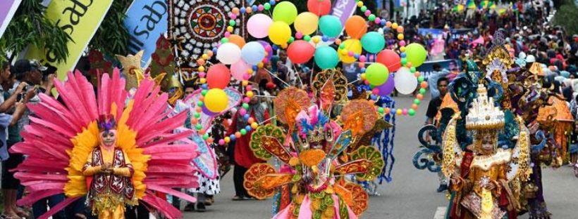 Tips Nonton Pawai Budaya