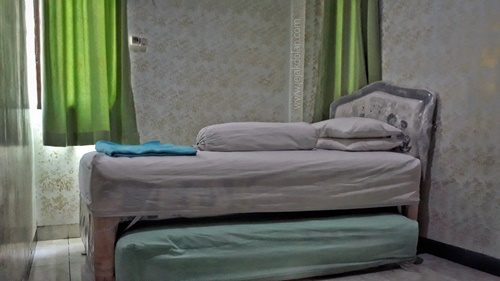 Single Room di Imam Bonjol Hostel Semarang