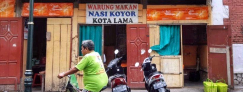 rekomendasi tempat makan di kota lama semarang