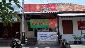 Bakso di Kota Lama Semarang