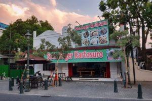 Soto Seger Kartosuro Kota Lama Semarang