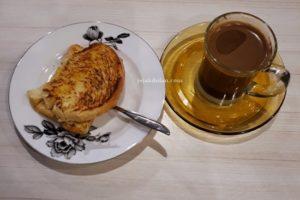 Menu Favorit Vietnam Drip & Roti Bakar Sarikaya