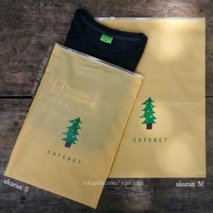 Zipper Storage Bag - Pakaian Terhindar Dari Basah