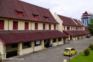 Fort Rotterdam & Museum La Galigo - Wisata Makassar
