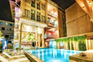 Lub D - Hostel di Siem Reap