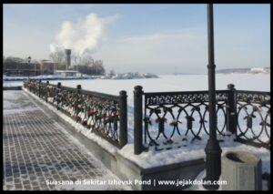 Izhevsk Pond - Izhevsk : the city of armor