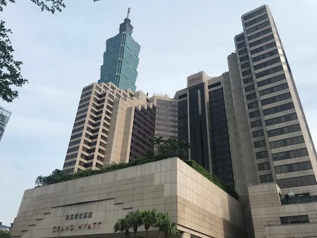 Grand Hyatt Taiwan, Taipei
