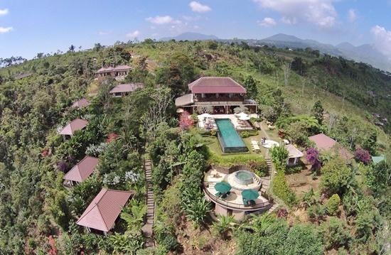 Munduk Moding Plantation Wisata Bali